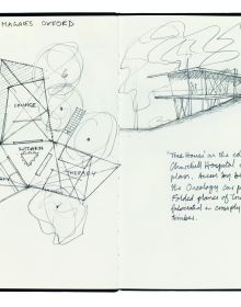 Chris Wilkinson; Drawing What I See