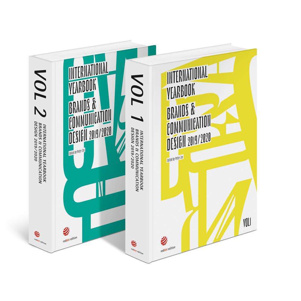International Yearbook Brands & Communication Design 2019/2020