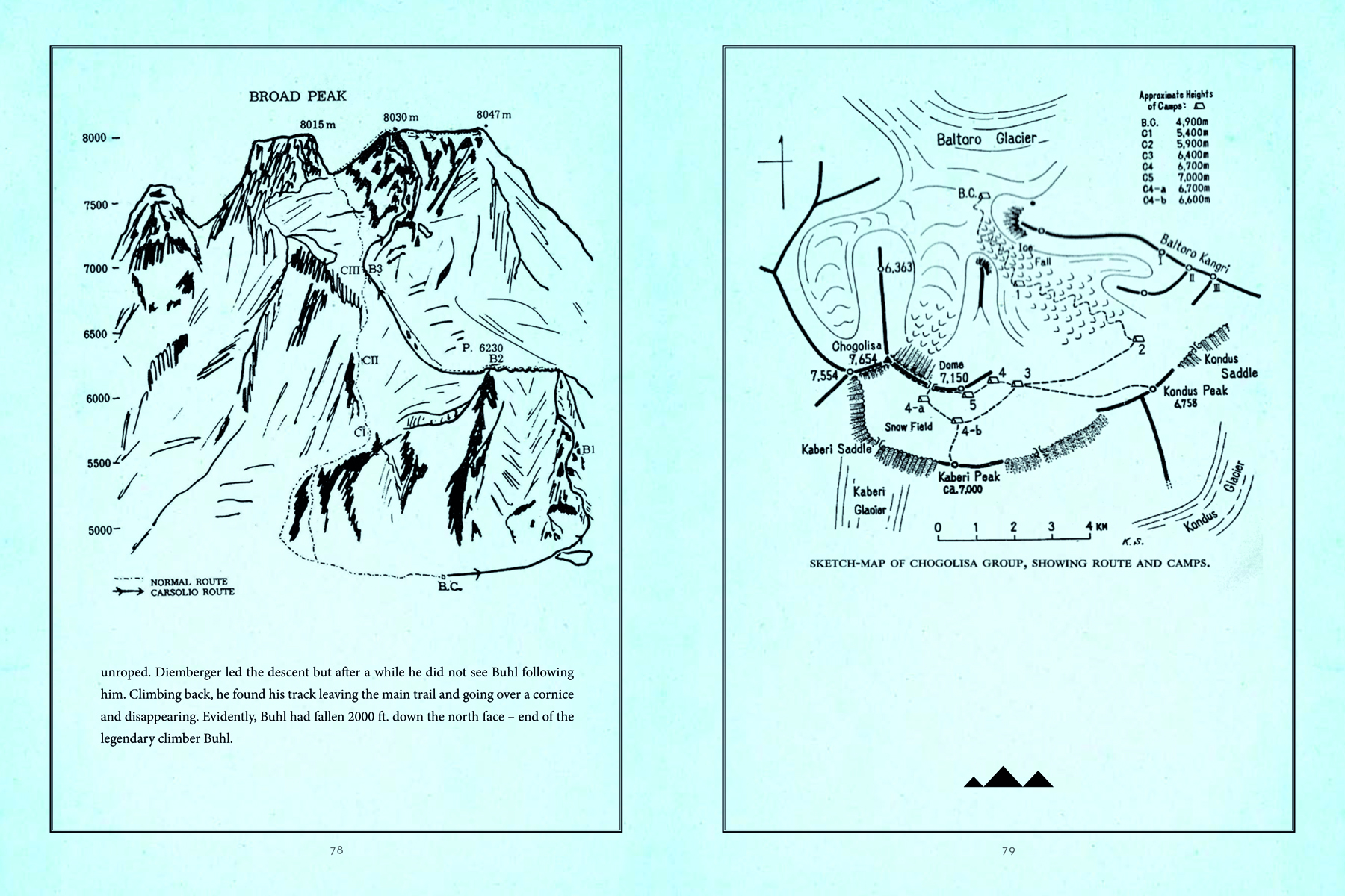 Legendary Maps From The Himalayan Club
