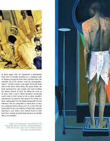 Gandhi in the Gallery
