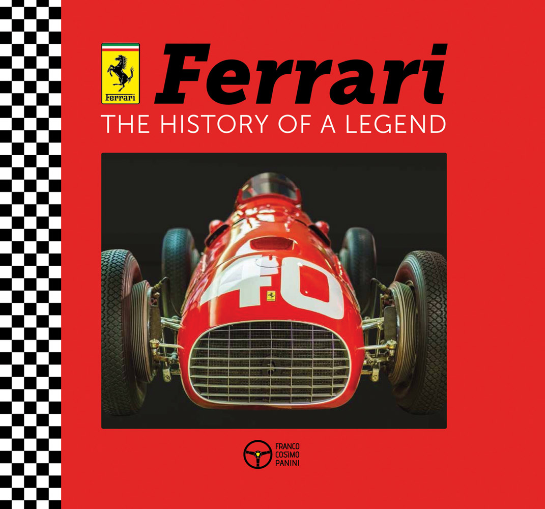 Ferrari The History Of A Legend Acc Art Books Uk