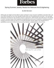 Forbes review Shaun Leane