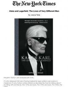 New York Times on Kaiser Karl